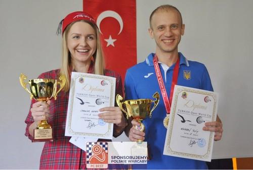 Украинец Юрий Аникеев выиграл этап Кубка мира по международным шашкам