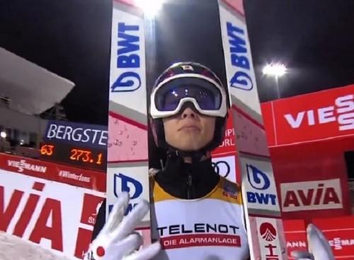 Рёю Кобаяси выиграл квалификацию в Викерсунде
