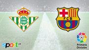 Где смотреть онлайн матч Ла Лиги Реал Бетис –  Барселона