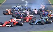 Формула-1. Гран-при Австралии. Текстовая трансляция