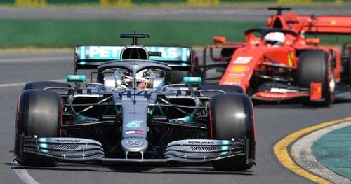 Мерседес уничтожил Феррари в квалификации Гран-при Австралии