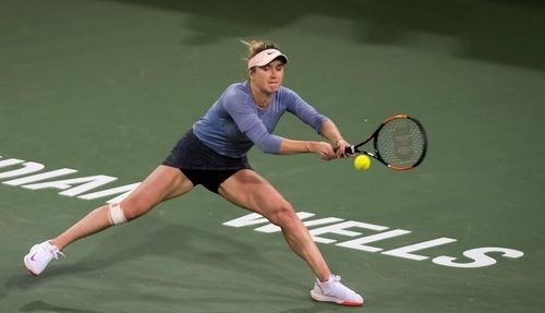 Элина СВИТОЛИНА: «Андрееску может стать топ-теннисисткой»