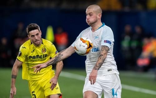 УЕФА завел дело на Зенит из-за вандализма фанатов