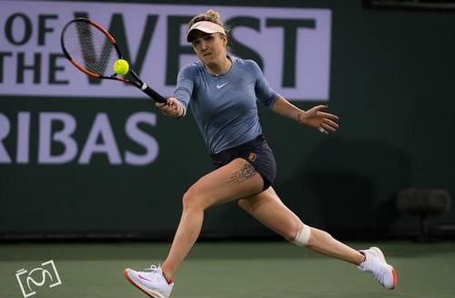 Элина Свитолина играла на уколах и может пропустить турнир в Майами