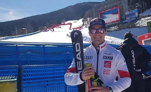 Пинтуро выиграл гигант на финале сезона