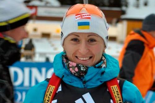 Вита СЕМЕРЕНКО: «Спасибо сервис-бригаде за классные лыжи»