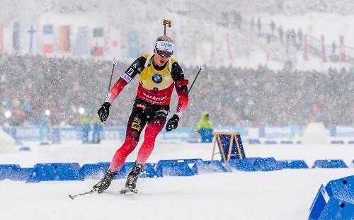 Сборная Норвегии выиграла все эстафеты на чемпионате мира в Эстерсунде