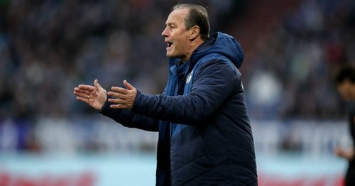 Шальке — РБ Лейпциг - 0:1. Видео голов и обзор матча