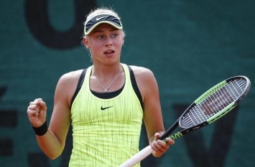 Дарья Лопатецкая выиграла турнир в Японии