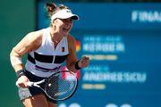 Андрееску сенсационно выиграла турнир в Индиан-Уэллс