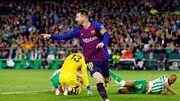 Фото ФК Барселона. Лео Месси