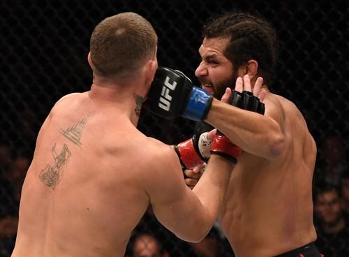 UFC Fight Night 147. Масвидал устроил драку с Эдвардсом