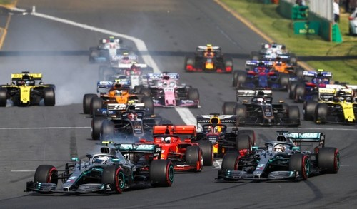 Сезон Ф-1 стартовал. Провал Феррари, супер Боттас и позитив Ред Булла