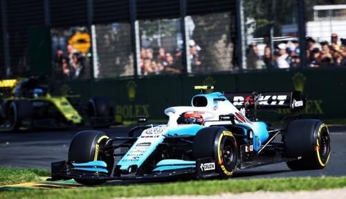 Кубица рассказал о первой гонке с 2010 года: паника, авария, позитив
