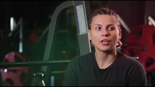 Украинская боксерка Елена Медведенко уступила во Франции