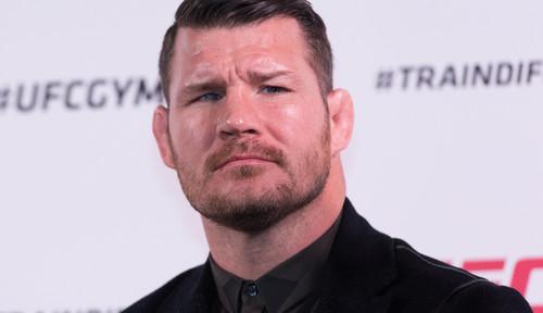 Бывшего чемпиона UFC Майкла Биспинга введут в Зал славы UFC
