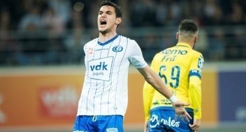 Яремчук открыл второй десяток по голам за Гент в сезоне