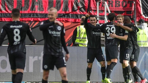 Айнтрахт – Нюрнберг – 1:0. Видео гола и обзор матча