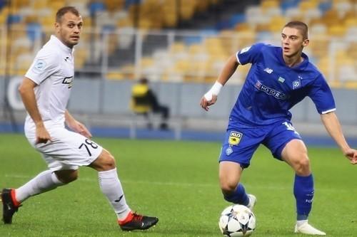 Олимпик – Динамо Киев – 1:2. Видео голов и обзор матча