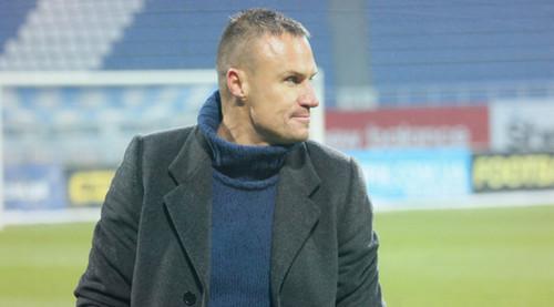 Вячеслав ШЕВЧУК: «В страдающий футбол мы играть не будем»