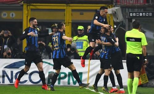 Интер удержал победу над Миланом в эмоциональном миланском дерби