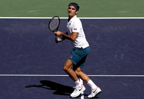 Роджер Федерер – Доминик Тим. Смотреть онлайн. LIVE трансляция