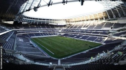 Новый стадион не помешает Тоттенхэму покупать игроков