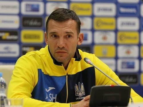 Пресс-конференция Шевченко перед матчем с Португалией. LIVE трансляция