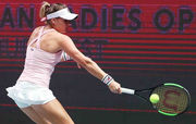 Hungarian Tennis. Катерина Козлова