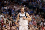 Новіцкі вийшов на шосте місце в історії за набраними очками в НБА