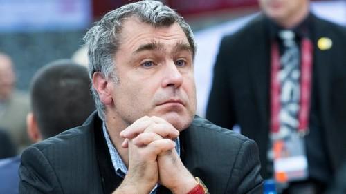 Гроссмейстер Василий Иванчук празднует 50-й день рождения