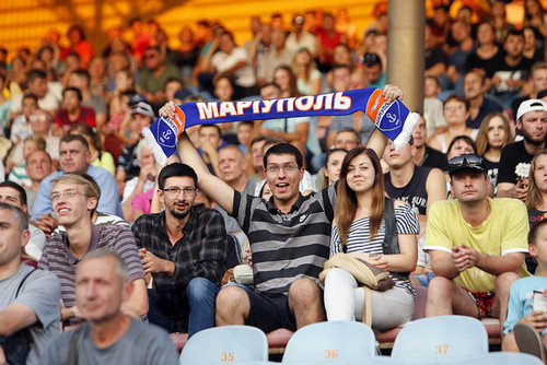 ФК Мариуполь стал последним участником топ-шестерки УПЛ