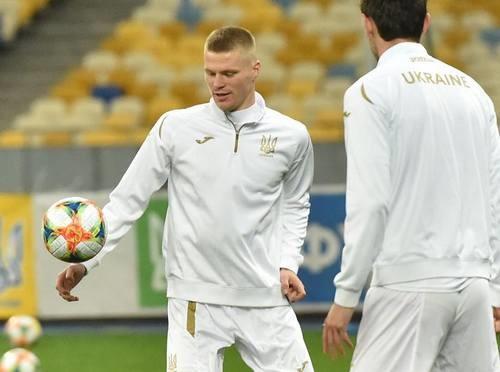 ФОТО ДНЯ. Украина готовится к матчам против Португалии и Люксембурга