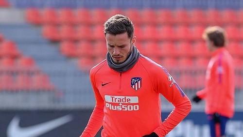 Сауль заменил Руиса в сборной Испании