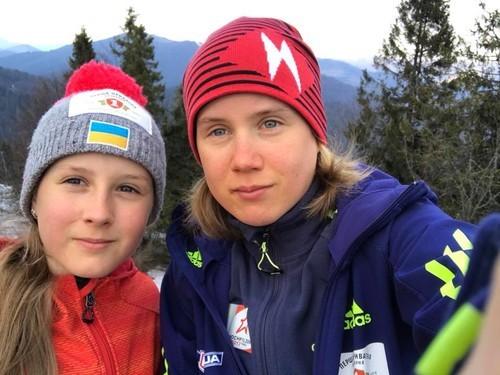 ЮЧУ-2019 по биатлону. Сестра Меркушиной выиграла сингл-микст