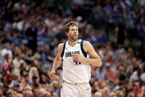Новицки вышел на шестое место в истории по набранным очкам в НБА