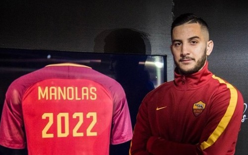 Манчестер Юнайтед попытается подписать Маноласа