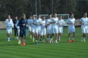 U-21: молодежная сборная начала полноценный сбор в Турции