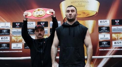 Гассиев еще не решил по поводу перехода в супертяжелый вес