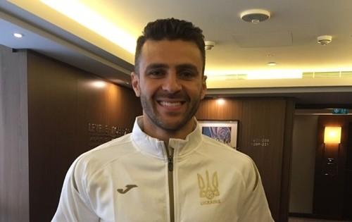 Жуниор МОРАЕС: «В сборной Украины меня приняли очень тепло»