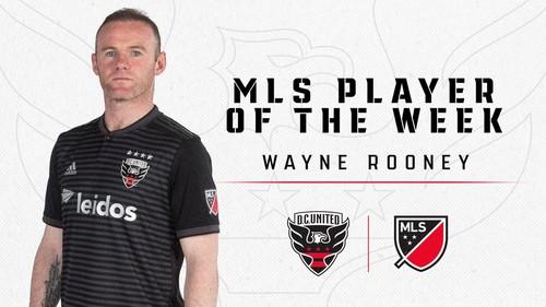 Руни стал игроком недели в MLS