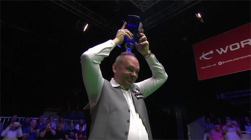 Стюарт Бинэм – победитель Gibraltar Open 2019