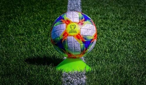 Представлений м'яч відбіркового турніру Євро-2020