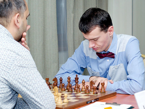 ЧЕ по шахматам. Результаты 2-го тура для украинцев