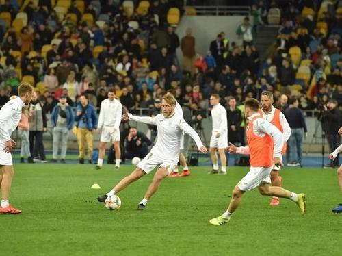 Роман БЕЗУС: «Надеемся, что Мораес усилит команду»