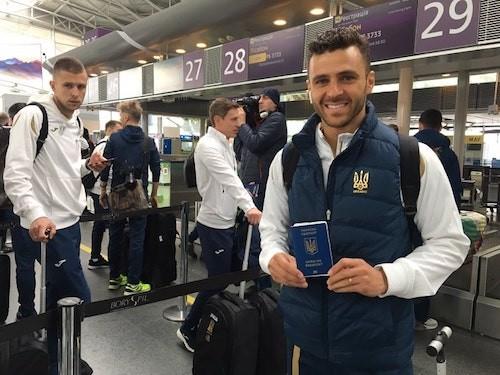 Шевченко взял в Португалию 25 игроков