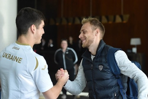 Сергей БОЛБАТ: «У сборной Украины подобралась сильная команда»