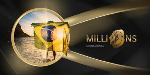 Украинец выиграл 52 тысячи долларов на турнире открытии в Бразилии
