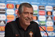 Фернанду Сантуш: «Мені не соромно вважати Португалію фаворитом»