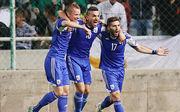 Группа I. Кипр разбил Сан-Марино